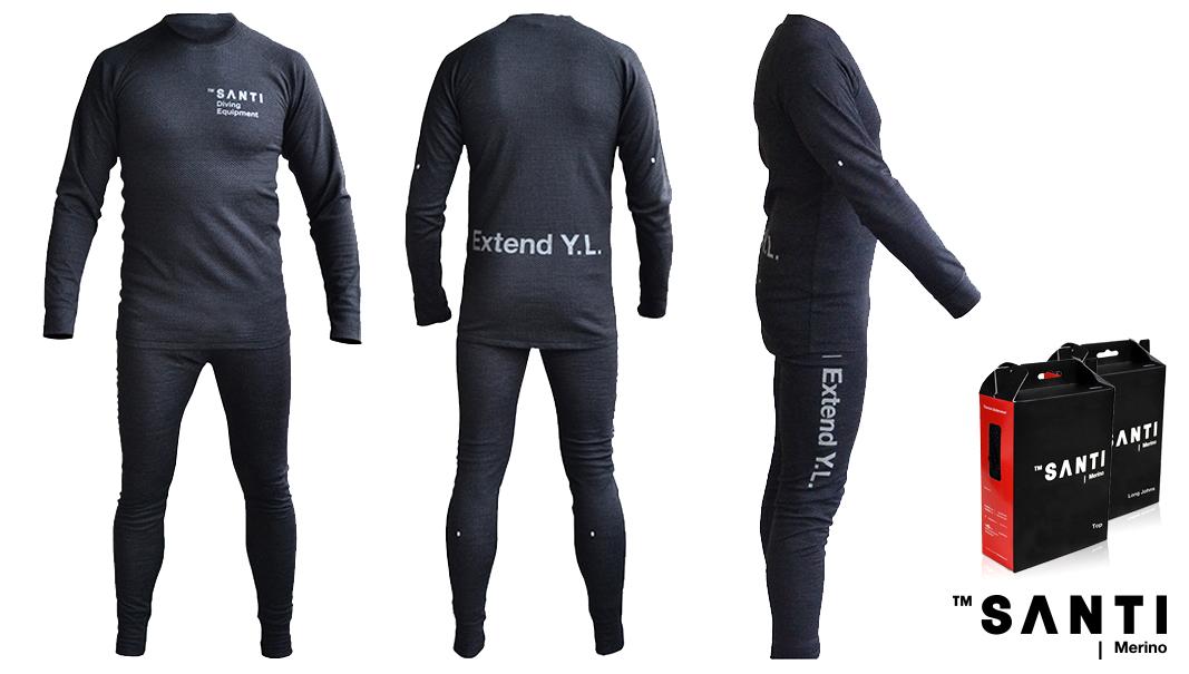 Merino Langarm-Shirt für Damen und Herren, Auslaufartikel !