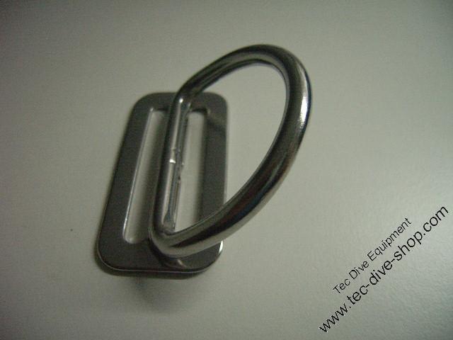Highland Billy Ring 45°