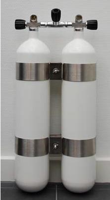 Doppelgerät 8L 300 bar