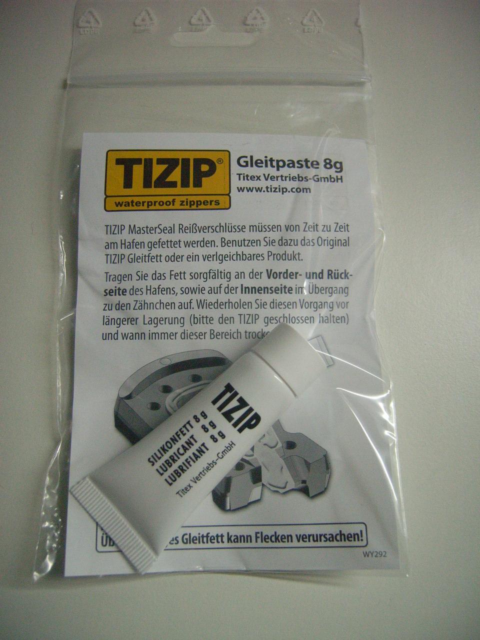 TIZIP Gleitpaste 8 g