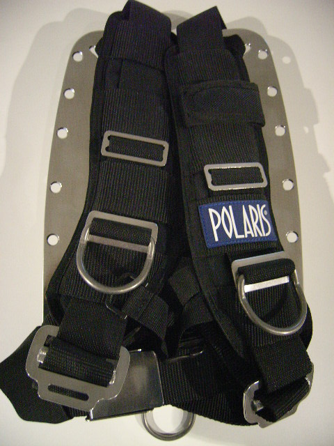 Harness XT mit Backplate