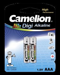 "Micro-Batterie  ""Digi Alkaline"" 1,5 V, Typ AAA LR03"