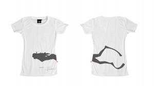T-shirt LADY DIVER