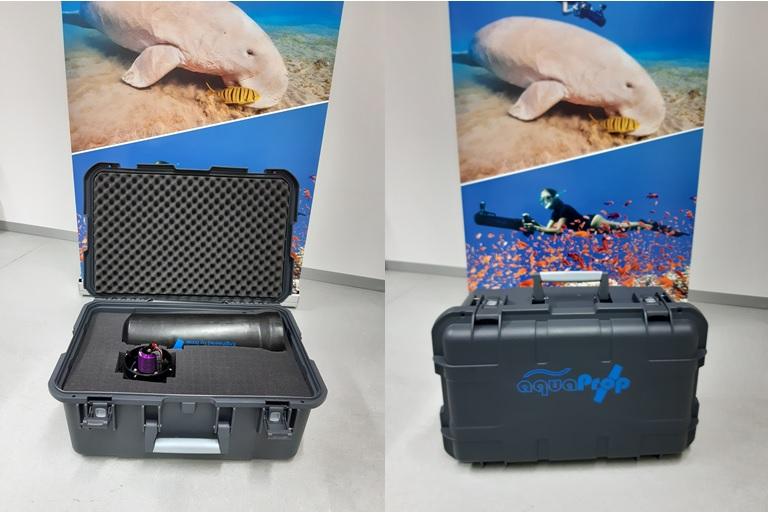 Transportbox AquaProp