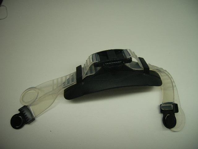 Ersatz-Maskenband verstellbar für viele Tauchmasken passend