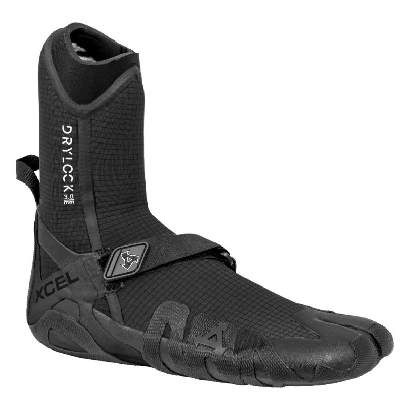 Xcel Boot Drylock Split Toe 3mm in verschiedenen Größen