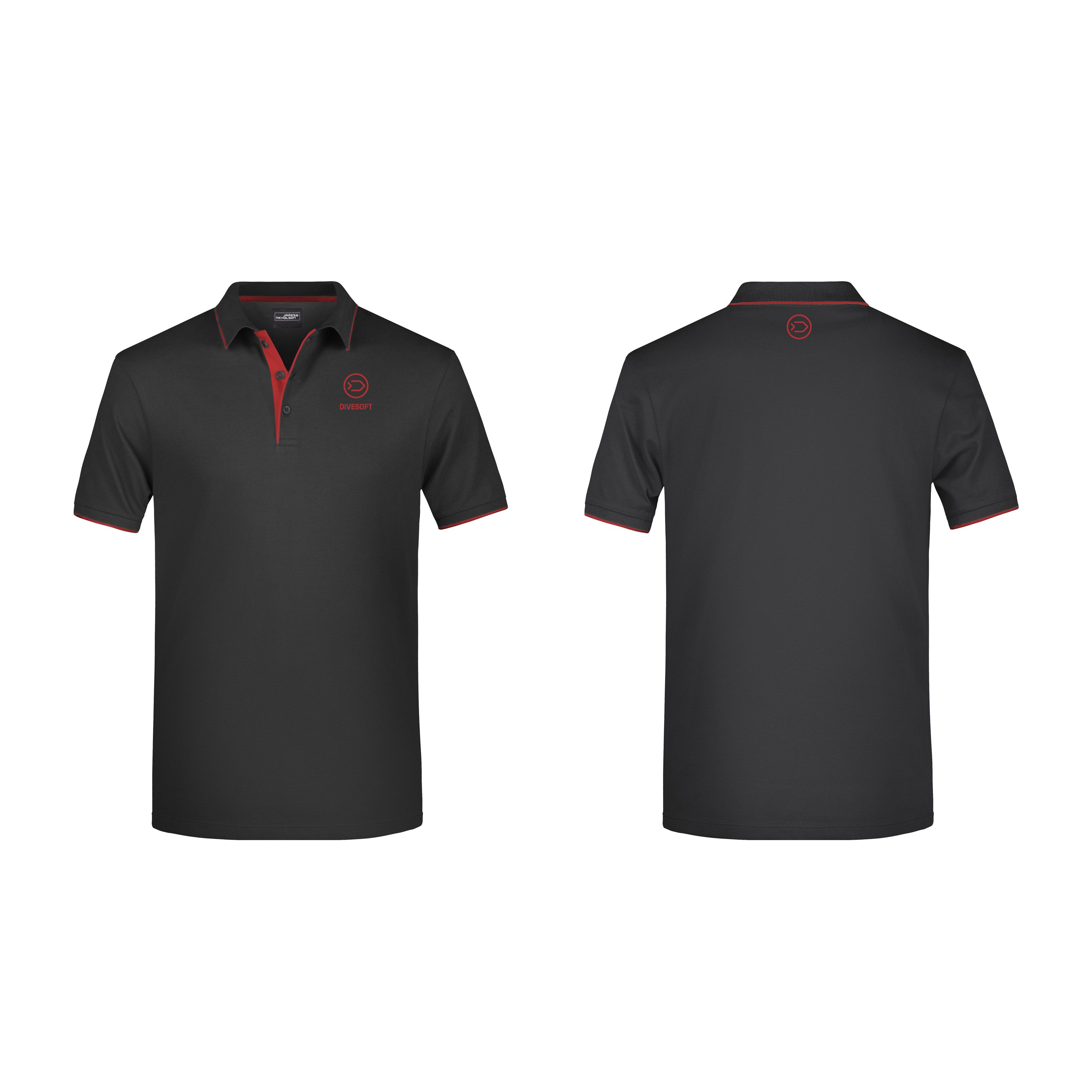 Divesoft Poloshirt Men