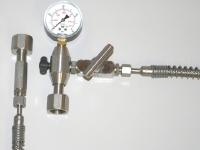 Umfüllschlauch Mischgas analog NITROX M26x2