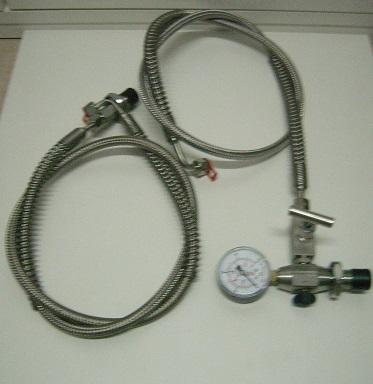 """Oxygen Set Flex 8S mit Anschluss 3/4"""""""