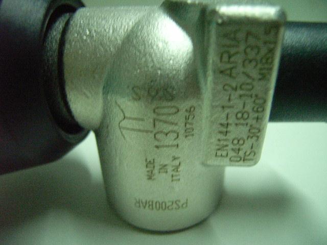 Mono Ventil M18x1,5 230 Bar