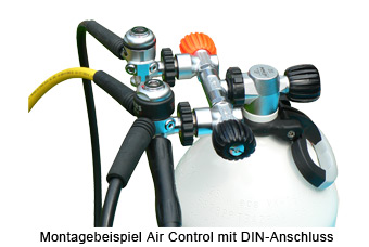AIR CONTROL AIR 300 Doppel-Vorsatzventil Nautec