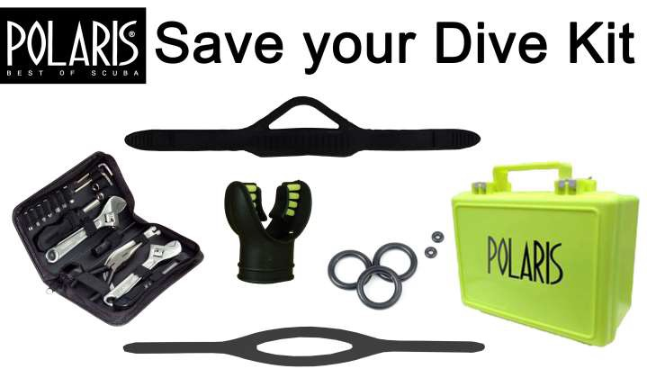 Save Your Dive  Kit