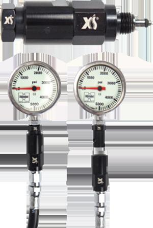 Hochdruck Schnellverschluss XS Scuba