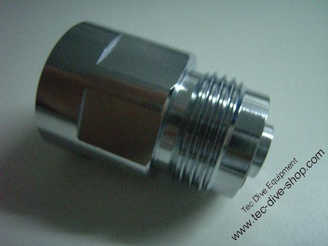 Fülladapter 232 bar M26x2 AG auf G 5/8 IG