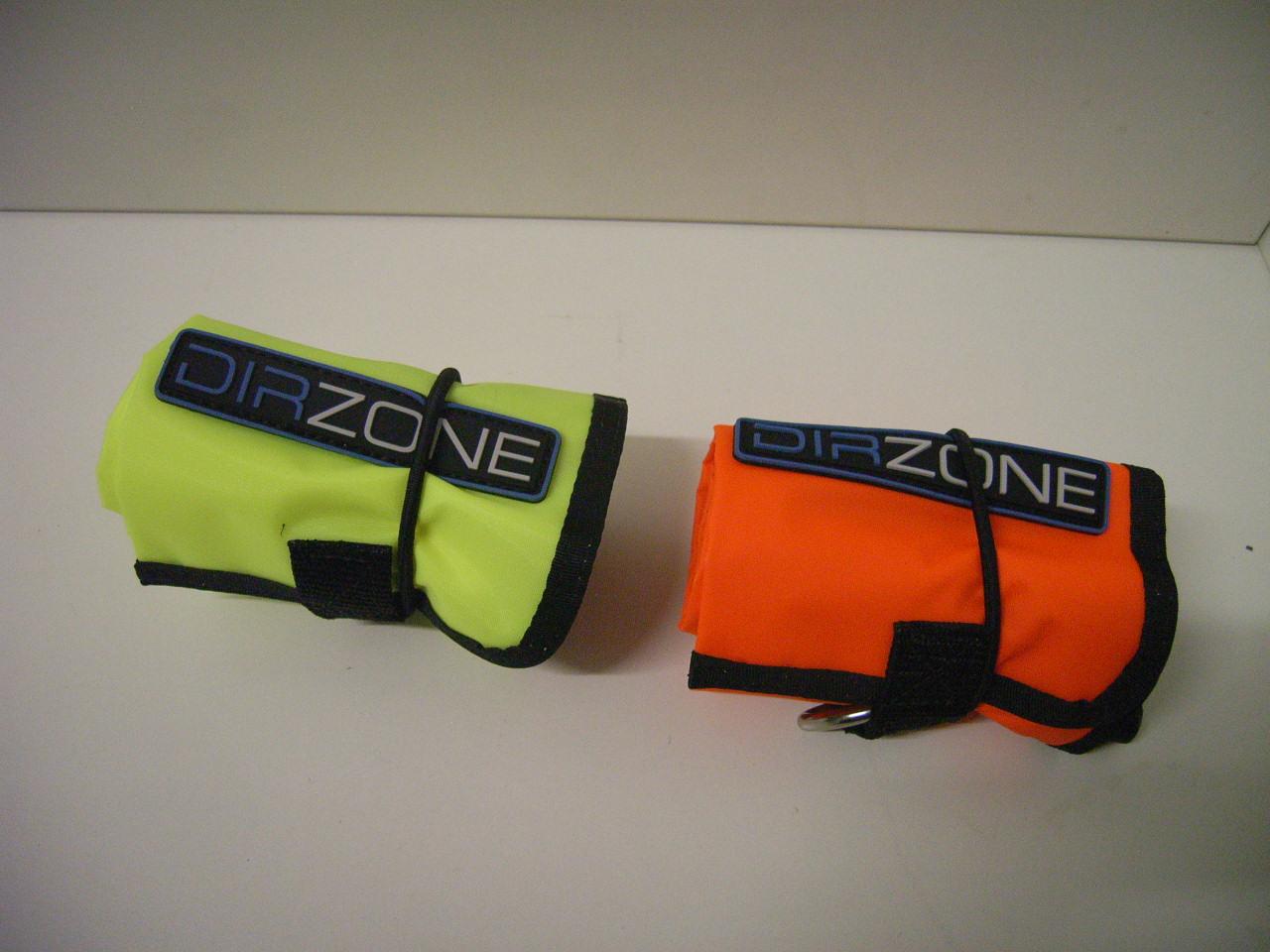 DIR Zone Dekoboje 120 cm in orange oder gelb