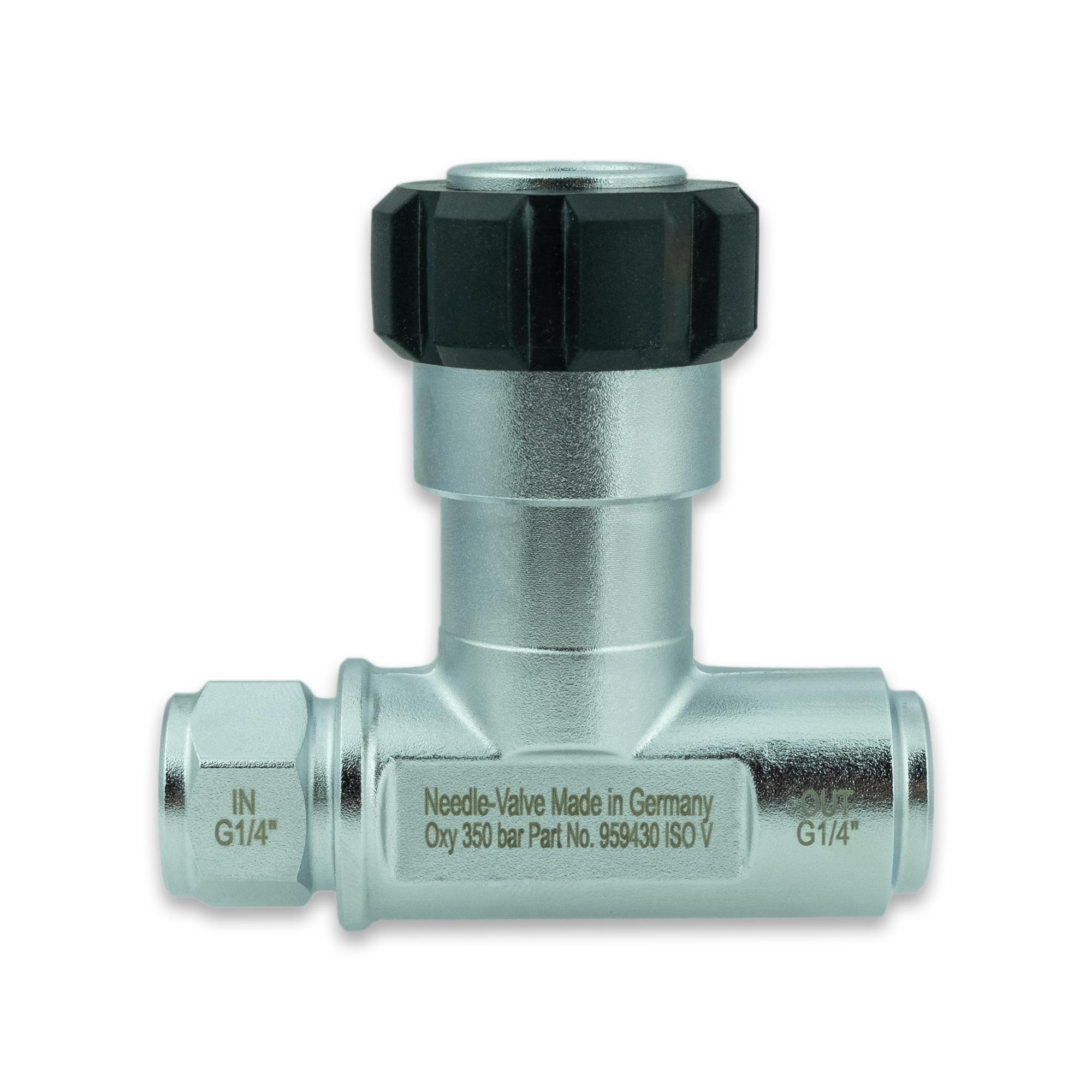 Wartungssatz für Nautec Nadelventil Pro mit Innengewinde G 1/4″
