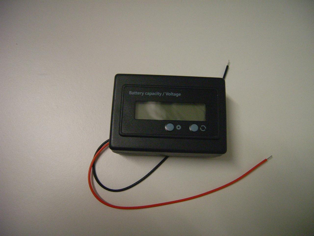 Akku Check Kapazitätsprüfer ohne Stecker