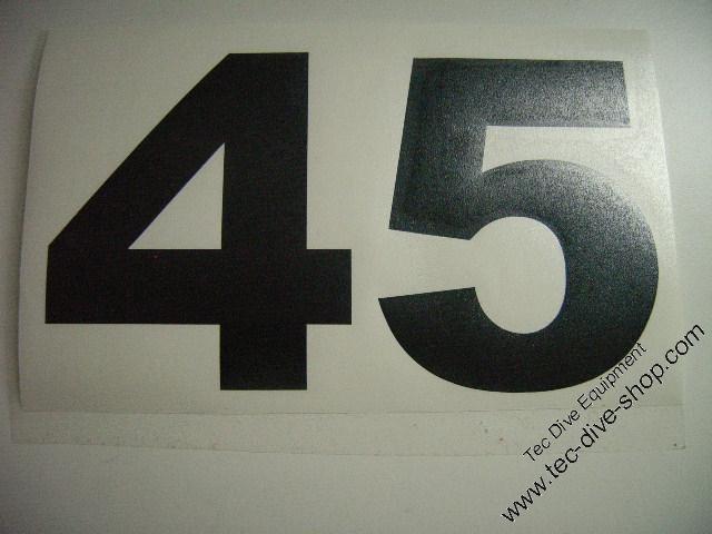 MOD Aufkleber 45