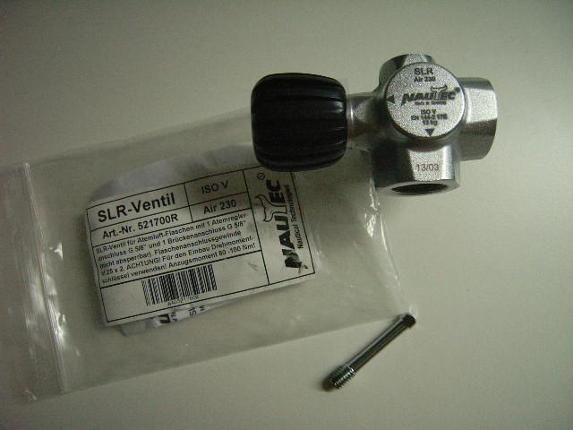 SL/R - Ventil Air 230 zylindrisch