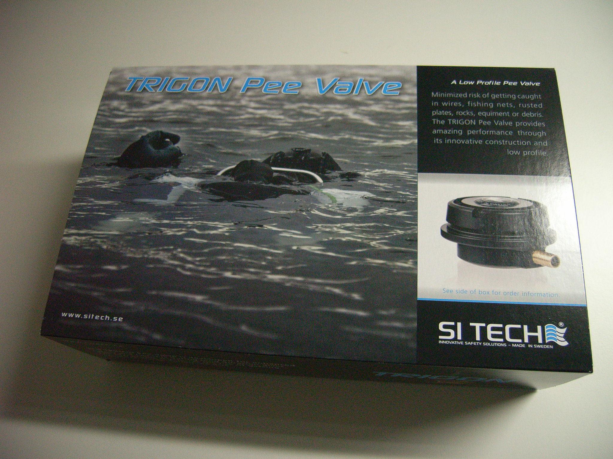 SI Tech TRIGON Pee Valve