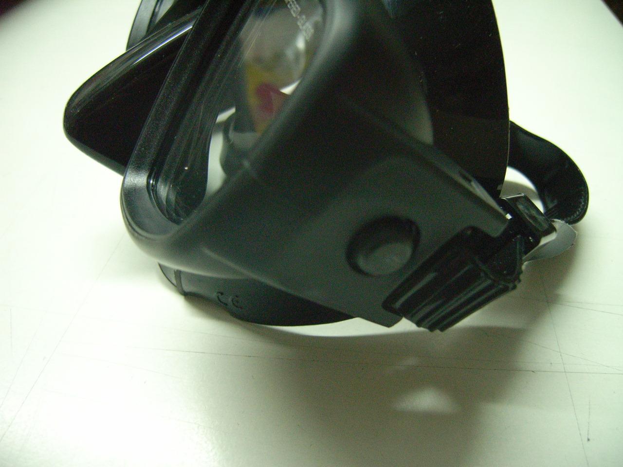 Leptonix Maske Tacnica (Bundeswehrausführung Standard )