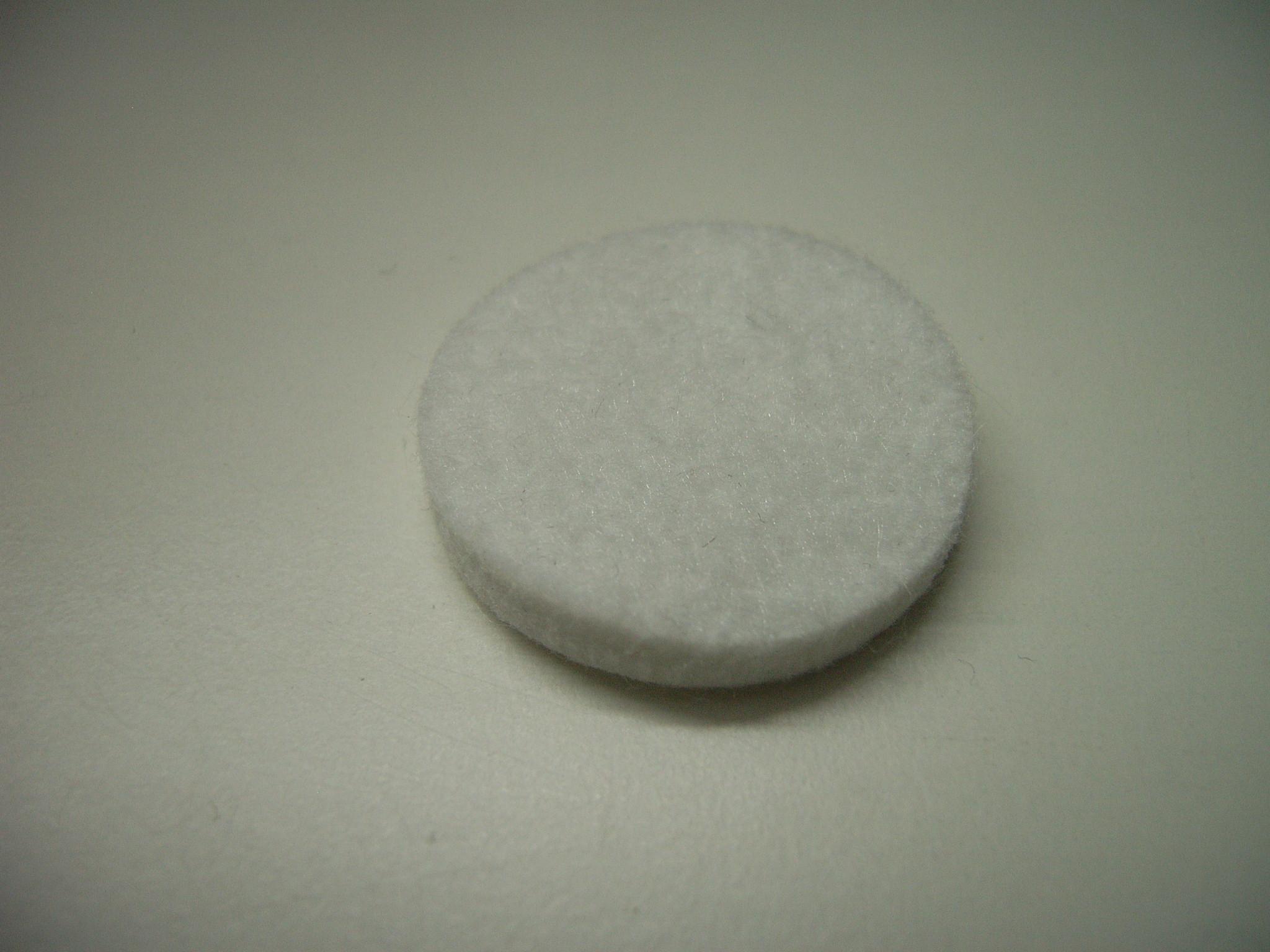 Filzscheiben 38 mm