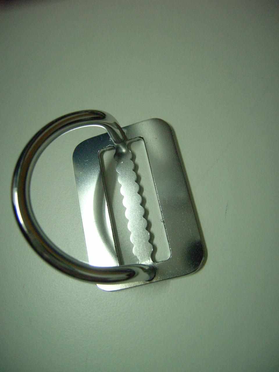 D Ring 45° V4A  NB6