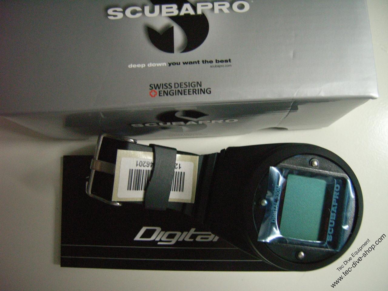 Bottomtimer Digital 330m Scubapro/Uwatec