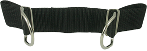 Butterfly Strap for SM, incl. 2x D- RIng, 2x  Belt Stop, adjustable till 24 cm