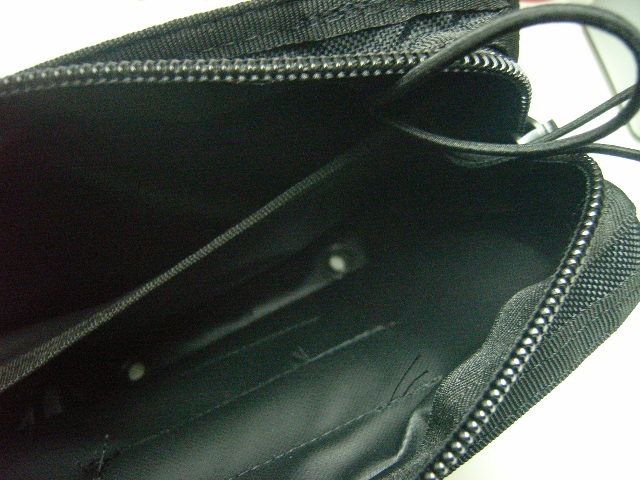POLARIS Pouch (Backplate- / Sidemounttasche)