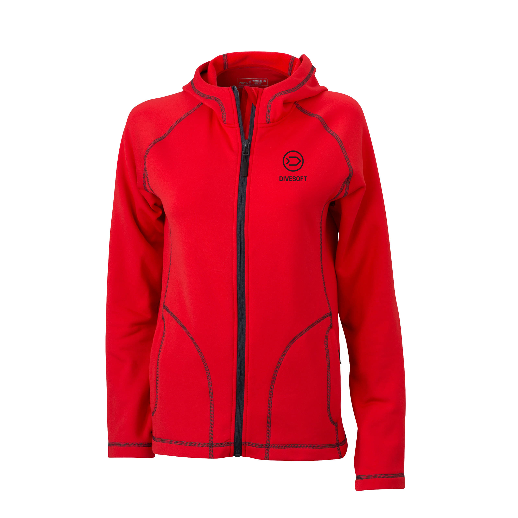 LADIES STRETCHFLEECE JACKET