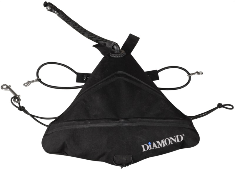 Sidemount Wing DIAMOND L ( 13 l )
