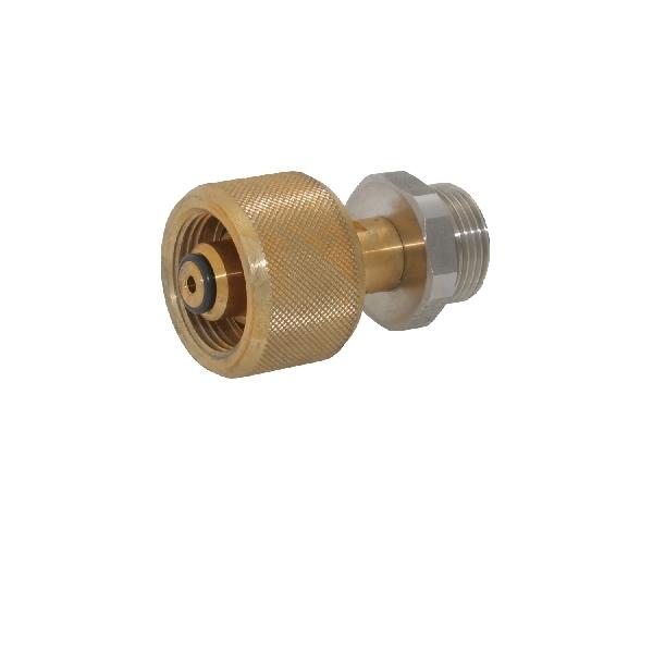 """Adapter 3/4"""" aussen - W30x2 innen Helium"""