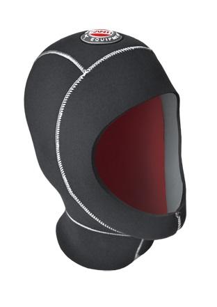 SANTI Kopfhaube Basic Hood, 7/9mm