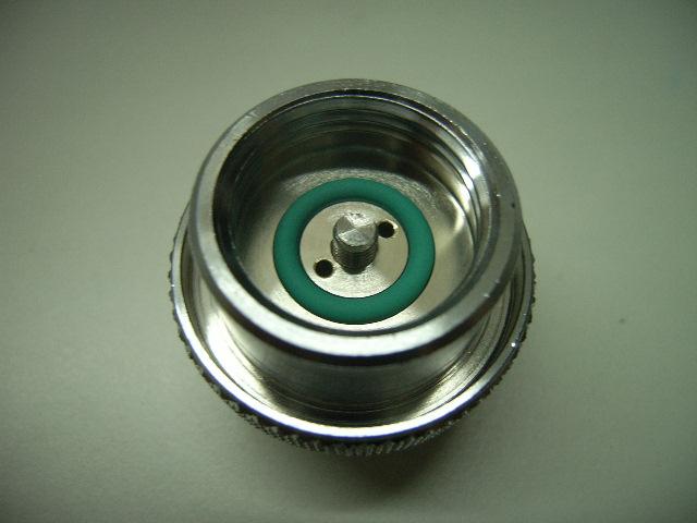 """Adapter 5/8"""" IG - O2 IG 230 bar Restdruckventil"""