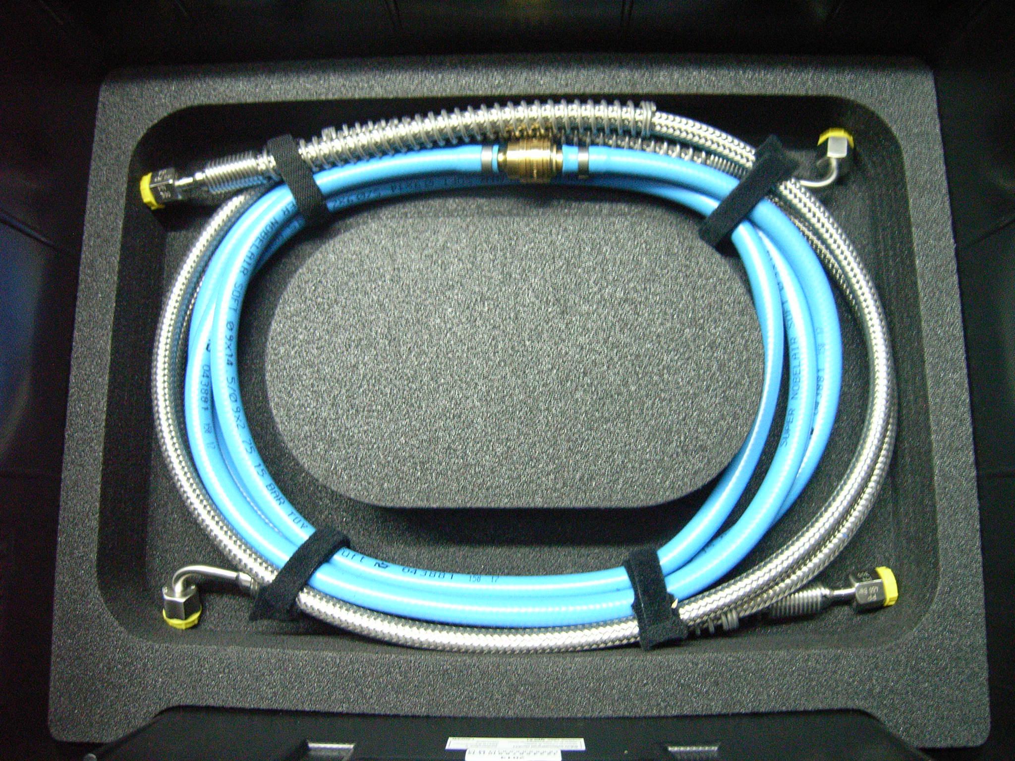 Sauerstoffbooster Set ROB 32D